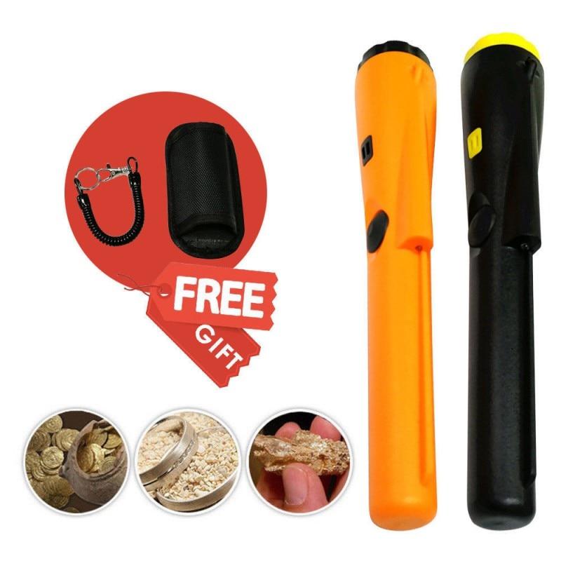 360 Degree Handheld Metal Detector Outdoor Waterproof Pointer Metal Detectors For Treasure Exploration/Archaeology
