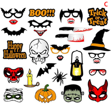 Photo-Booth-Props Party-Decorations Birthday-Party-Supplies Mexican Fiesta Halloween