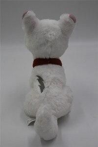 Image 4 - Болт Собака Щенок белая собака плюшевая кукла чучела животное игрушка мальчики девочки детские игрушки для детей Подарки