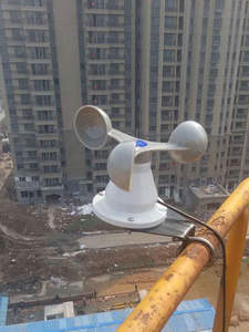 Anemometer Alarm-Device Wind-Speed-Alarm Tower Crane Intelligent Gantry