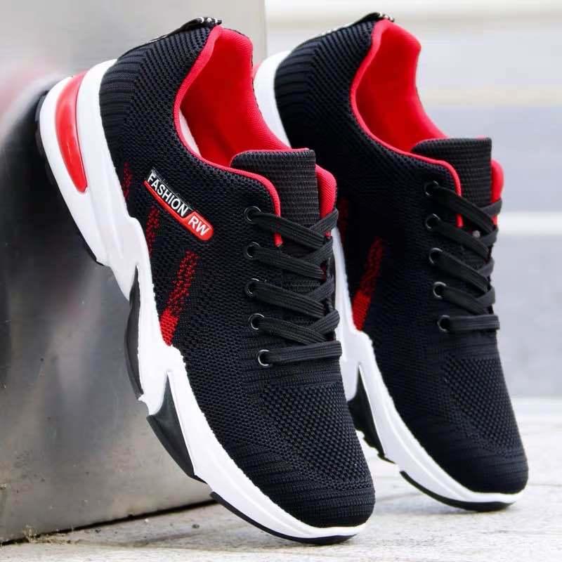 men's low-top running shoes 4