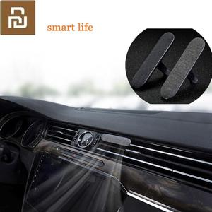Image 1 - Youpin g uildford difusor de incienso de aire de escape para coche, elimina el olor, ambientador de Gas inteligente Mijia, extracto de planta, Perfume