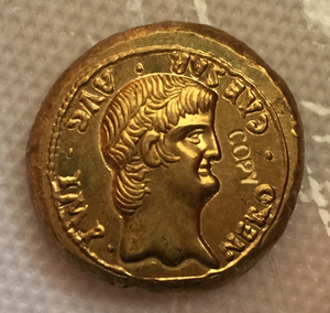 Римские монеты типа 44