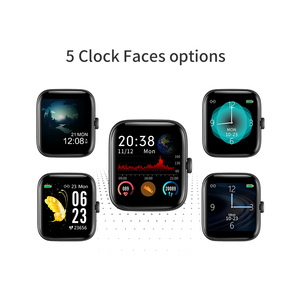 Image 3 - RUNDOING NY16 Full Touch screen smart watch with Aluminum alloy Case IP68 waterproof smartwatch For Android and IOS