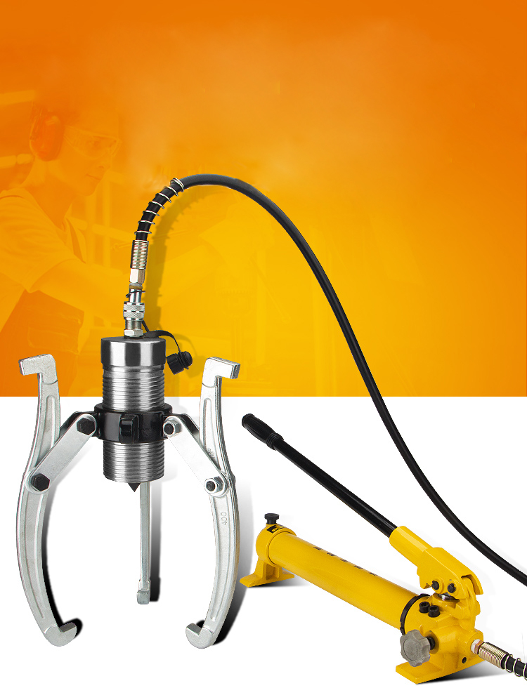 New Arrival Hydraulic Puller 30T High Quality Practical Hydraulic Tools FYL-30T Split Puller + CP-700 Manual Pump Hot Selling