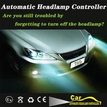 A Set Of Universal Automobile Headlight Sensor Controller Car Automatic Headlamp Light Lights
