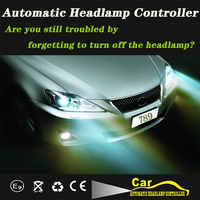 A Set Of Universal Automobile Headlight Sensor Controller Car Automatic Headlamp Light Sensor Controller Car Lights