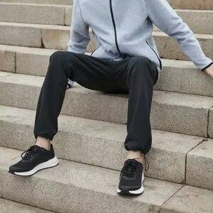 Image 5 - Youpin pantalones de forro polar para hombre, impermeables, resistentes al viento, cálidos, para senderismo y carga, para Otoño e Invierno