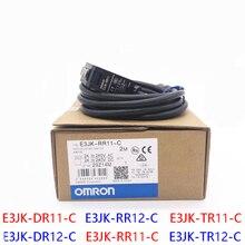 Yeni OMRON fotoelektrik değiştirme sensörü E3JK DR11 C/E3JK DR12 C/E3JK RR11 C/E3JK RR12 C/E3JK TR11 C/E3JK TR12 C