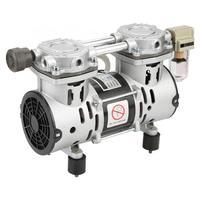 Vacuum Pump Bomba Agua VN 60 Oil Free Air Compressor Motor Vacuum Built in Silencer Pump 220V 260W Su pompasi