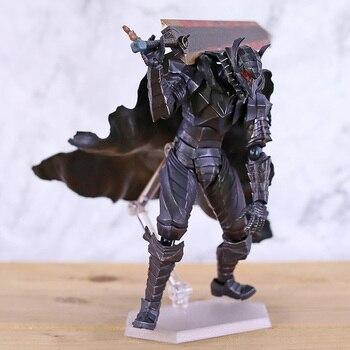 Berserk Guts 410 Berserker Armor Ver. Figma PVC Action Figure Collection Figurine Model Toy 2