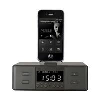 Alarm Clock Radio,Wireless Bluetooth Speaker,Digital Alarm Clock USB Charger For Bedroom With FM Radio/USB Charging Port