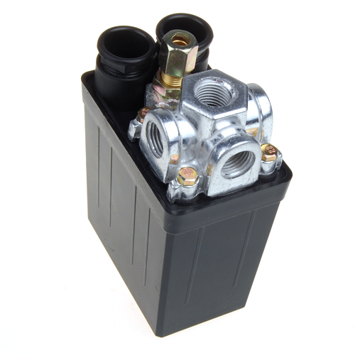 Válvula de Control Interruptor de Presión Del Compresor de Aire, 175PSI, 175 PSI, 12 Bar, 16A