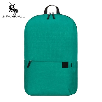 JIFANPAUL Female School travel bags new Women Backpack High Quality Youth Backpacks for cute Girls Shoulder Bag Bagpack mochila high quality women genuine leather backpacks casual female anti theft backpack for girls shoulder bags mochila feminina bagpack