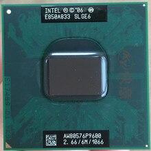 Intel Core 2 Duo P9600 CPU Laptop processor PGA 478 cpu 100% working properly