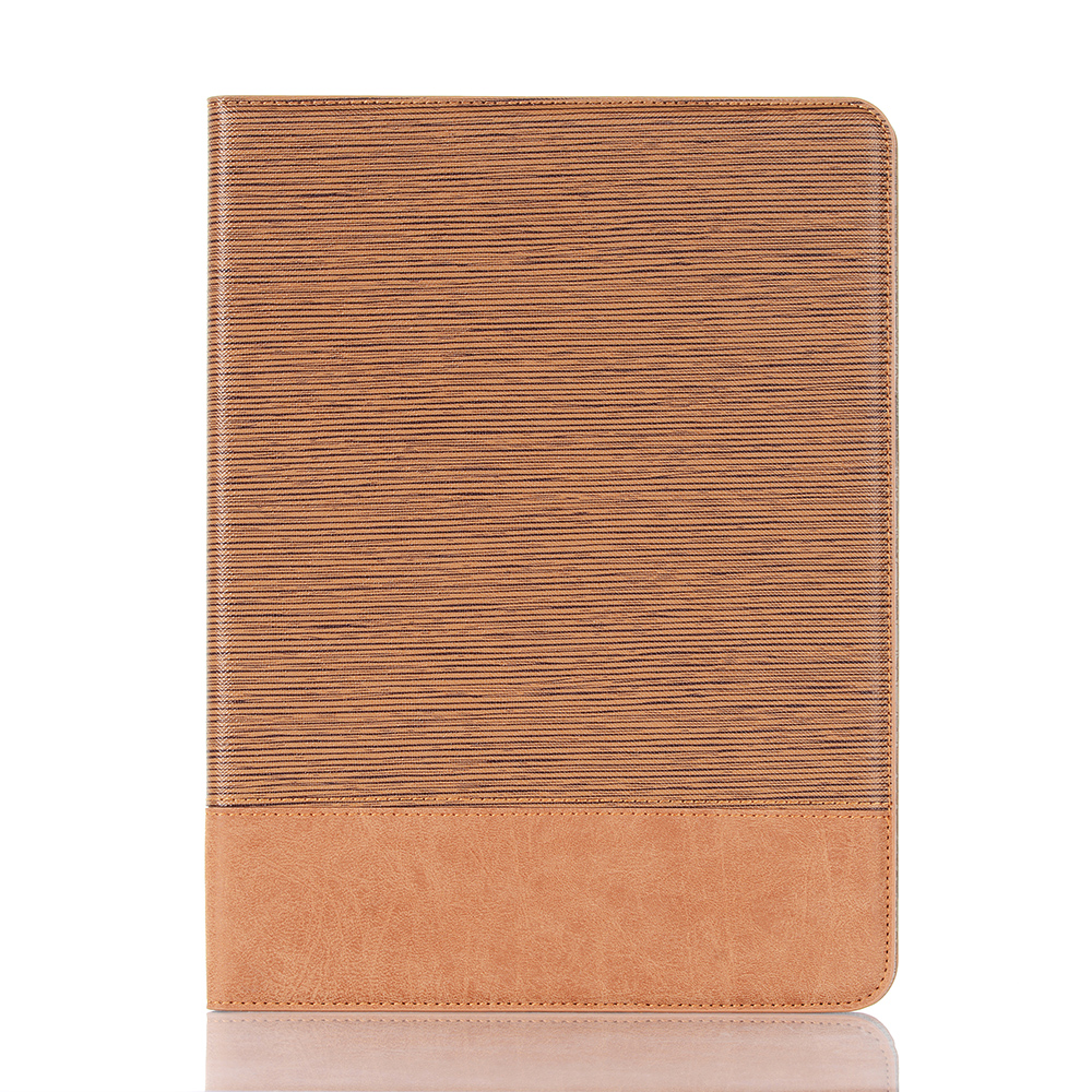Tablet Pro Back Case PU Business 2020 iPad Series 9 Pro For 12 iPad 2020 Brown For Cover