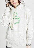 Warm White Hoodie Hoody Ladies Female Thick Kangaroo Pullover Hoodies Women Jumper Winter Sweatshirt