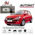 JIAYITIAN macchina fotografica di retrovisione Per Hyundai Getz Prime hatchback/CCD/Night Vision/Inversione di Sostegno Della Macchina Fotografica/Licenza di targa della macchina fotografica