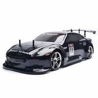 HSP Racing Rc Drift Car 4wd 1:10, электропитание на дороге, Rc Car 94123 FlyingFish 4x4, автомобиль с высокой скоростью, хобби, автомобиль с дистанционным управлением