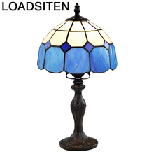 Art Lampada Comodino Bedroom Lamp Nachttischlampe Chambre Lampara Luminaria De Mesa Deco Abajur Para Quarto Table Bedside Light