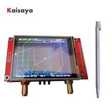 2.8 inç son NanoVNA V2 3G vektör ağ analizörü S A A 2 kısa dalga HF VHF UHF ağ anten analizörü H2 006