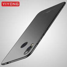 Meizu Note 9 Case YIYONG Slim Matte Cover For Meizu X8 X 8 Case M9 Note9 Global PC Cover For Meizu M8 Note 8 Note8 Phone Cases cheap Fitted Case Ultra thin Full Body PC Cover Plain Anti-knock YIYONG 360 Full Protection Series Top quality PC Support YIYONG original packaging