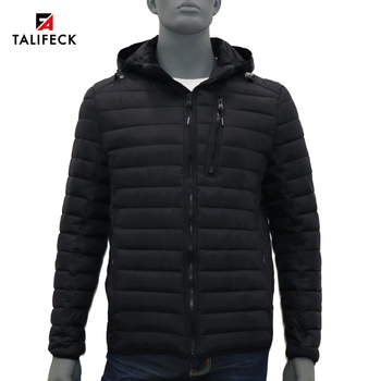 2020 New Men Jacket Spring Casual Jacket Men Autumn Cotton Padded Coat Warm Quilted Jacket Camping Jacket Hooded Jackets Zipper whs 2018 new men thin cotton jacket autumn outdoor windproof warm coat spring male mens camping clothes hiking jackets hot