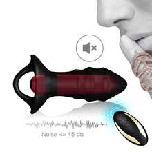 9 Vibration  Speed Butt Plug Stimulator Sex Toys Silicone Anal Dildo Vibrator Prostate Massager Bullet Vibrador For Men