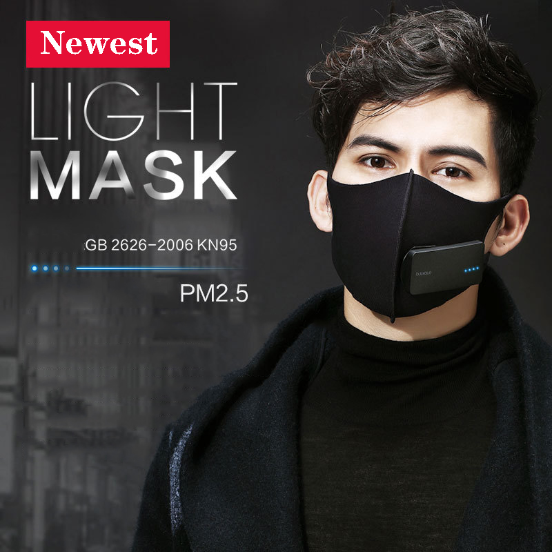 n95 mask rechargable