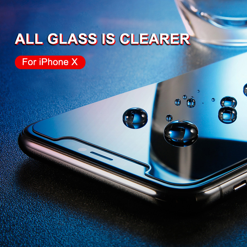 Anti Spy Tempered Glass For iPhone X XR XS 11 Pro Max Privacy Screen Protector For iPhone 8 7 6 6S Plus 5 5S SE Protection Glass 6