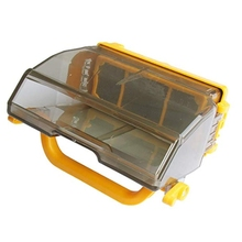 цены 1 Pcs Dust Box Bin Suitable for Ecovacs Deebot Cen630 620 630 650 660 680 Cen530 Cr631 Robot Vacuum Cleaner Parts Accessories