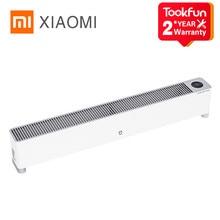 XIAOMI MIJIA plinthe électrique chauffage rapide intelligent contrôlé par Mijia APP Cycle thermique silencieux salle de bain IPX4 étanche
