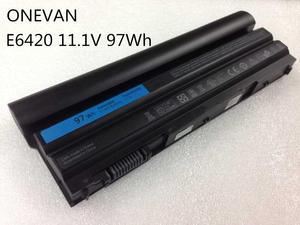 ONEVAN 11.1V 97WH M5Y0X New Laptop Battery for DELL Latitude E6420 E6520 E5420 E5520 E6430 71R31 NHXVW T54FJ 9CELL