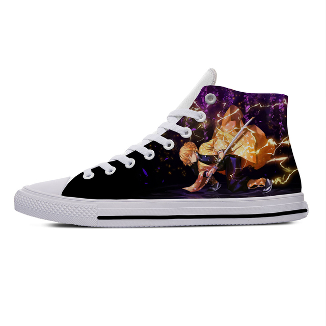 DEMON SLAYER THEMED HIGH TOP SHOES (5 VARIAN)