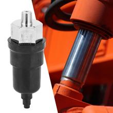 Adjustable Air Pressure Switch NC QPM11-NC Switch G1/8in AC220V 48VAC/DC 0.02~0.1Mpa Wire External Thread Nozzle цены