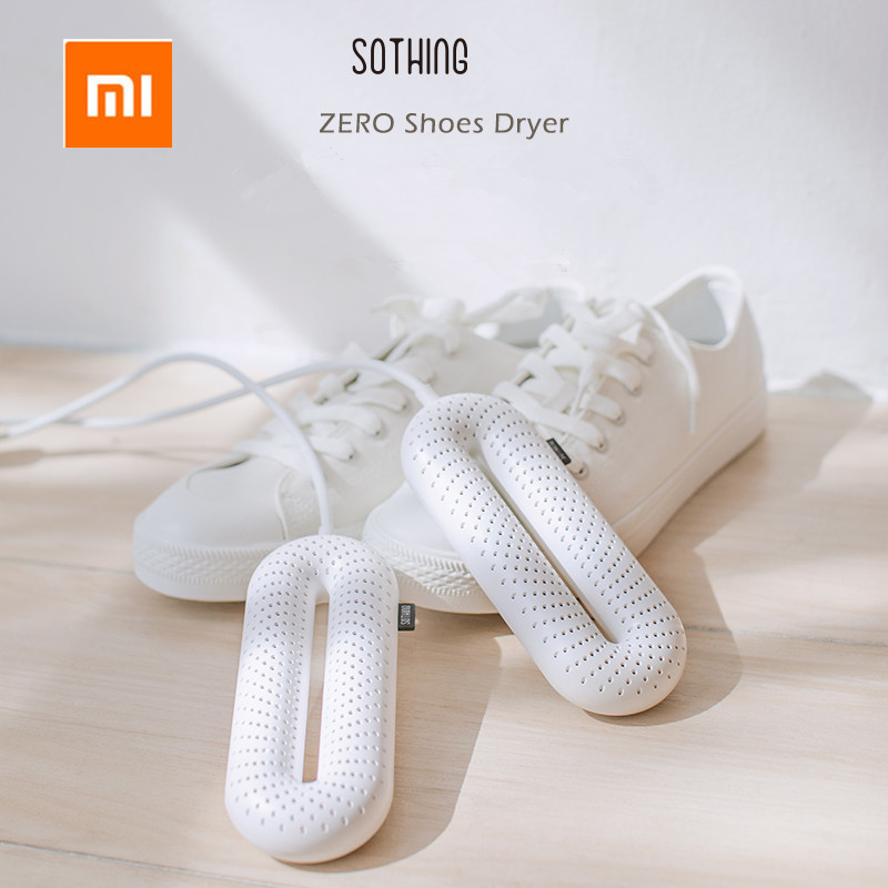 Xiaomi Sothing Zero One Portable Household Electric Sterilization Shoe Shoes Dryer UV Constant Temperature Drying Deodorization|Smart Remote Control| |  - title=