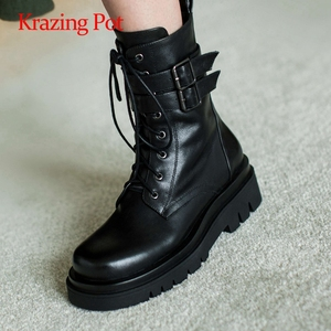 Krazing pot motorcycle boots g