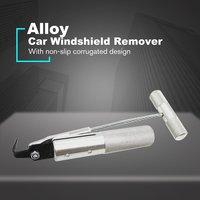 Samochód Auto szyby Remover szyba okienna uszczelka demontaż narzędzie do napraw ręcznych akcesoria samochodowe przednia szyba wyciąć nóż w Zestawy narzędzi ręcznych od Narzędzia na