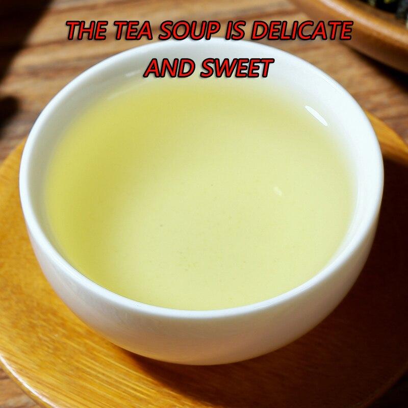 2020 New Taiwanese Dayuling Kaolin Tea Taiwanese Oolong Tea Taiwanese Super-grade Alpine Tea Fragrant 150 g 300 g Bag Packaging 1