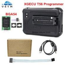 Программатор XGecu T56, 56 контактов, поддержка ISP 20900 + микросхем для PIC/NAND Flash, лучше, чем программатор TL866ii plus, бесплатная доставка