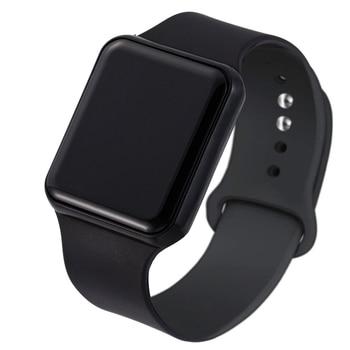 Fashion Unisex Silicone Watchband LED Digital Sport Women's Watches Men's Wristwatch relogio feminino digital reloj 1