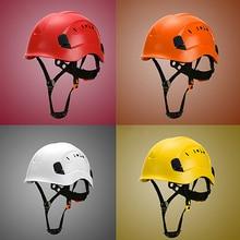 Protective-Helmet Construction Helmet-6-Point-Suspension Safety Hard-Hat-Adjustable Climbing