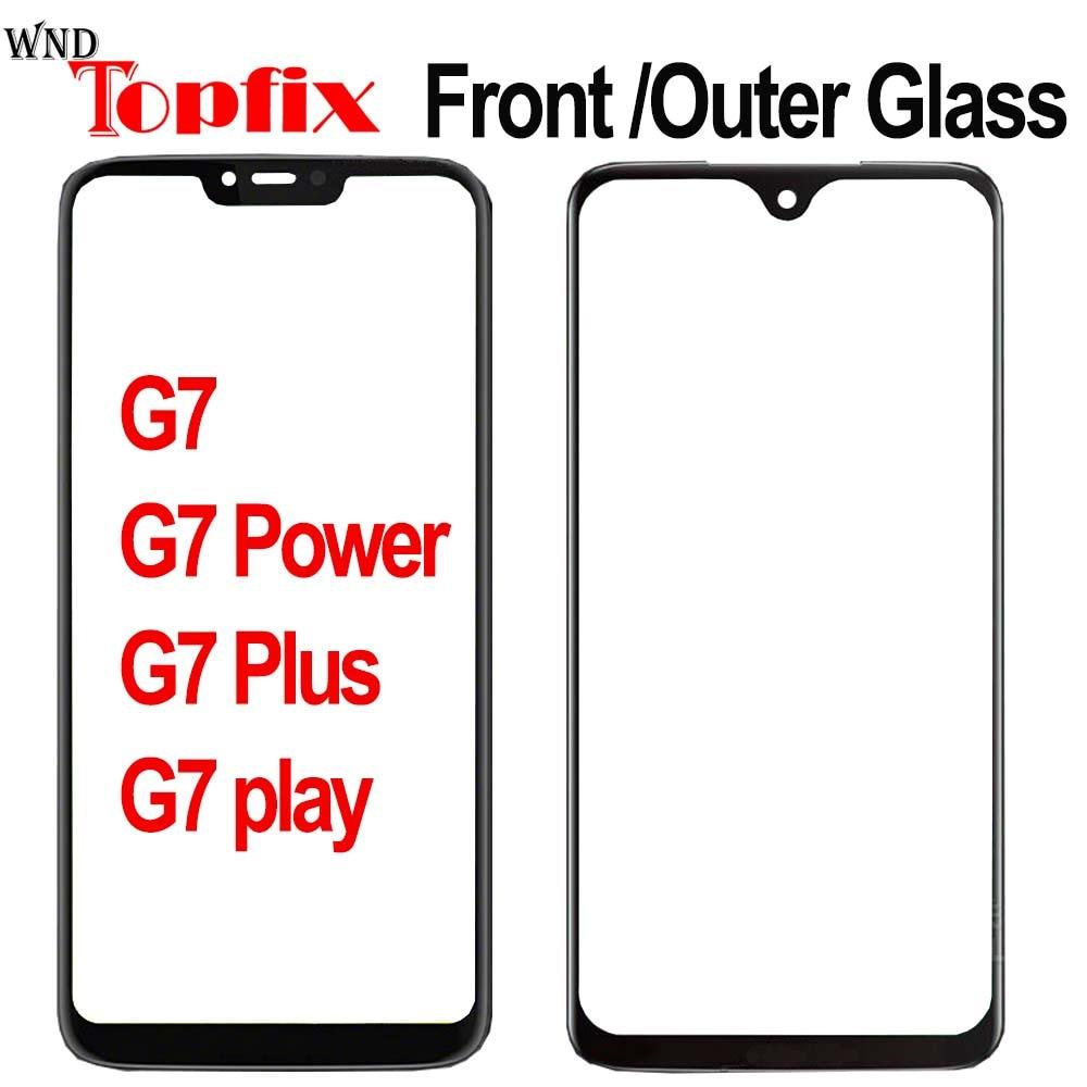 Moto G7 Power/Moto G7 Plus/G7 Play front glass