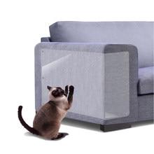 Skrobak dla kota wytrzymała taśma do naklejania drapak dla kota meble kanapa ochraniacz na sofę Anti drapak dla kota łapa klocki dla pazurów