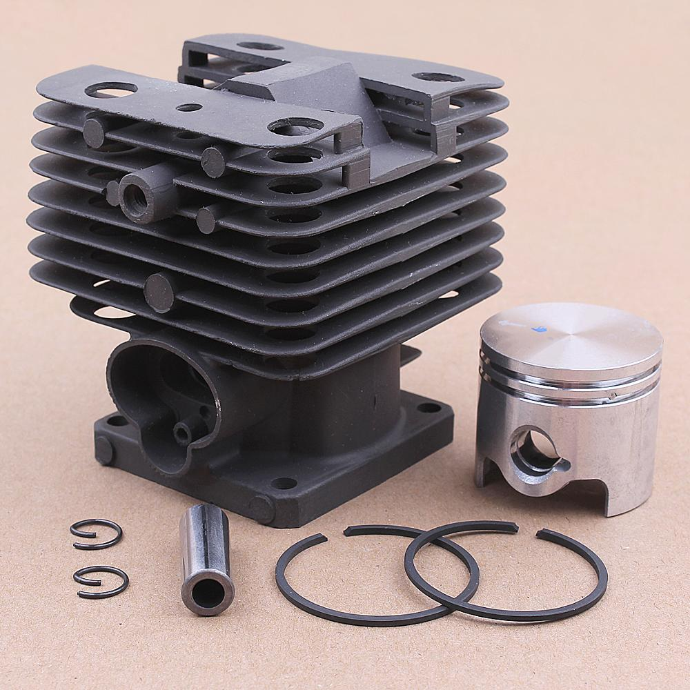 FS250 Cylinder Brush FS120 FS200 Kit Ring Parts Piston 020 Cutter 1212 4134 38MM Pin Trimmers FS200R For Stihl