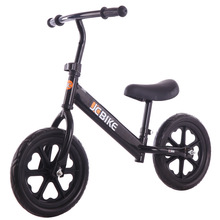 цена на Children's bicycle baby balance car walker 12 inches