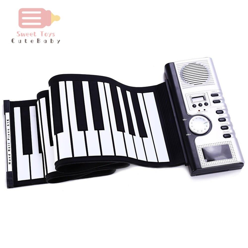 teclas flexivel rolar piano eletronico para criancas 05
