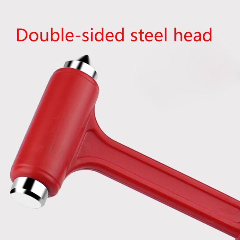 2021 New Seat Belt Cutter Window Glass Breaker Car Rescue Tool Mini Car Safety Hammer