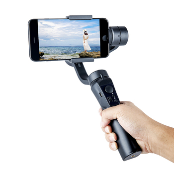 3-Axis Smart Phone Stabilizing Holder Handheld Gimbal Stabilizer for OPPO Reno3 Pro Reno3 Reno Ace Reno 2 Z Reno 2 Reno 10