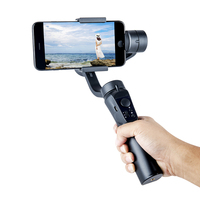 3 Axis Smart Phone Stabilizing Holder Handheld Gimbal Stabilizer for Samsung Galaxy S20 S20+ S20 Ultra S10 S10+ S9+ S9 S8+ S8 S7